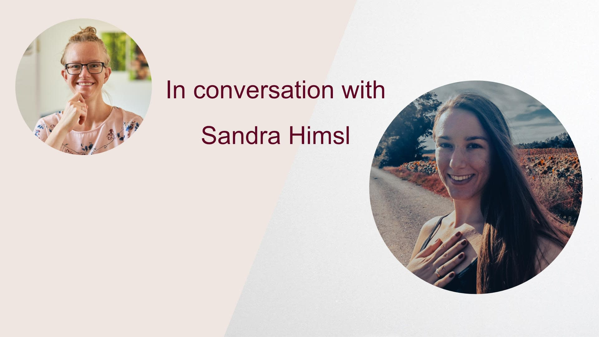 An interview with Lisa Jara and Sandra Himsl about tracking your menstrual cycle